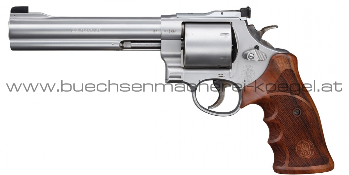 Smith & Wesson Revolver Modell 629 ,44 Mag. Classic Champion