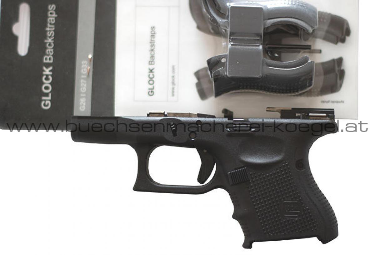 Glock 26 Griffstück Gen 4
