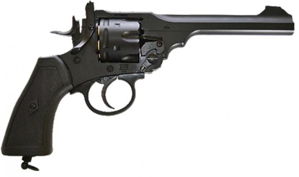 Webley CO2 Revolver MK VI