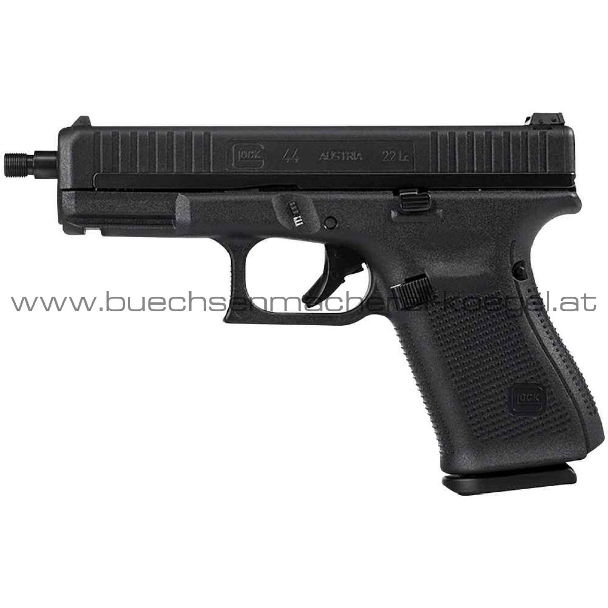 Glock 44 Kaliber 22 Lfb mit Laufgewinde