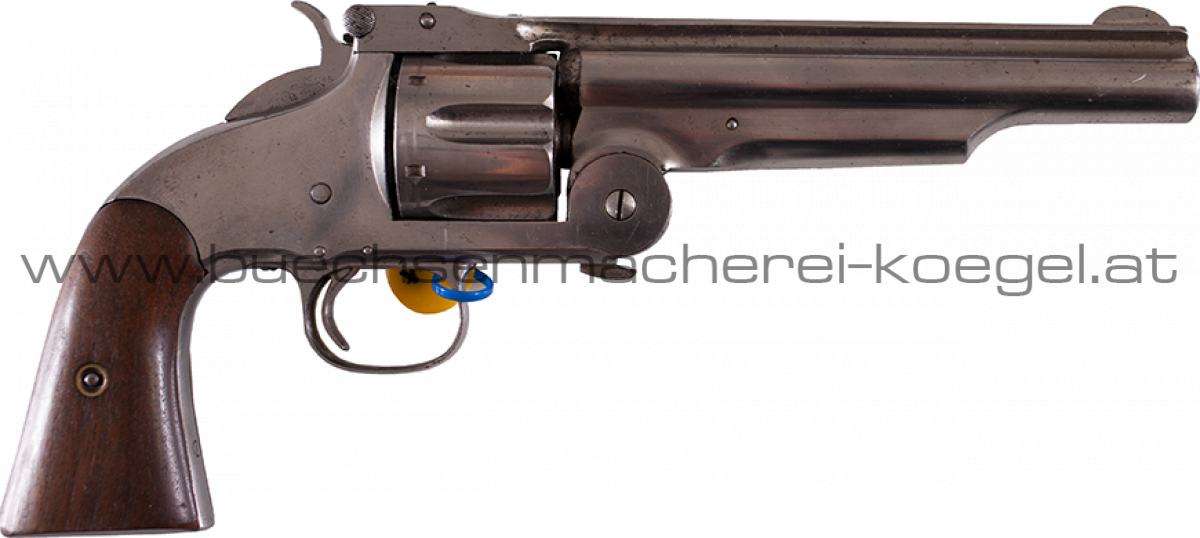 Revolver S&W Mod. 3 American 2. Modell