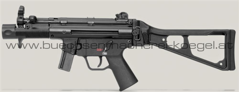 HK Pistole SP5K, Kal. 9 mm,