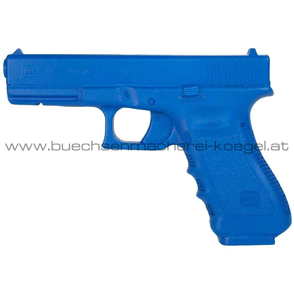 Glock Blue Gun
