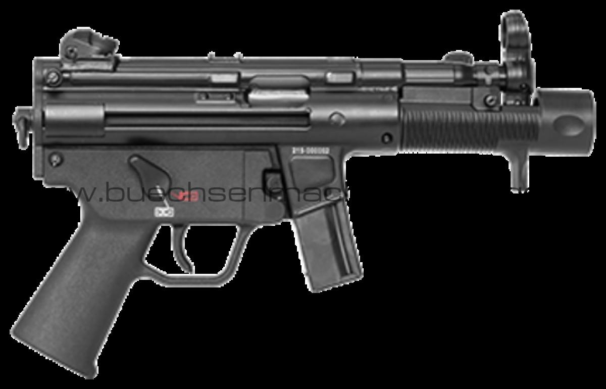 H&K SP5K ohne Schiene und ohne Stütze