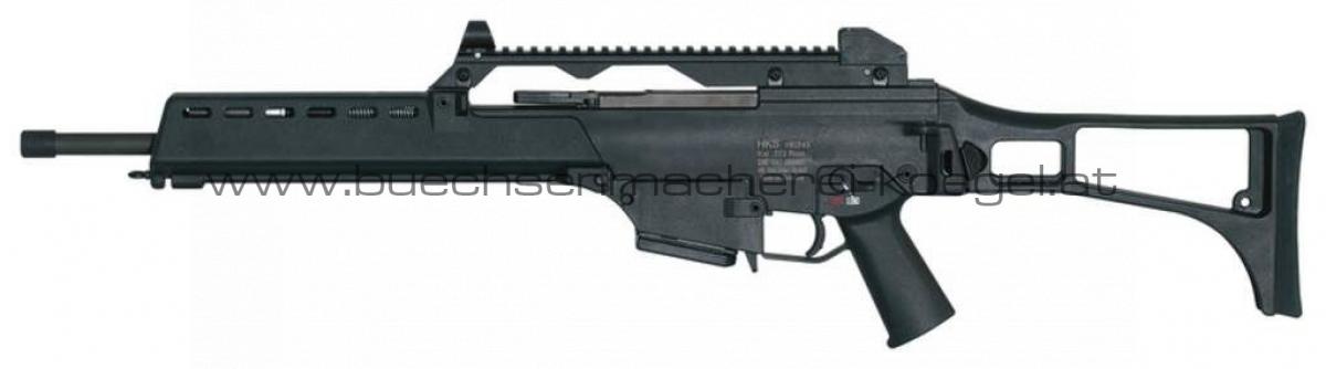 H&K 43 S-TAR grün braun RAL 8000