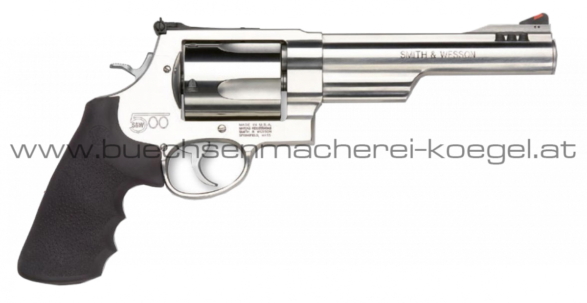 S & W Mod. 500, .500 S&W Magnum 6,5Zoll