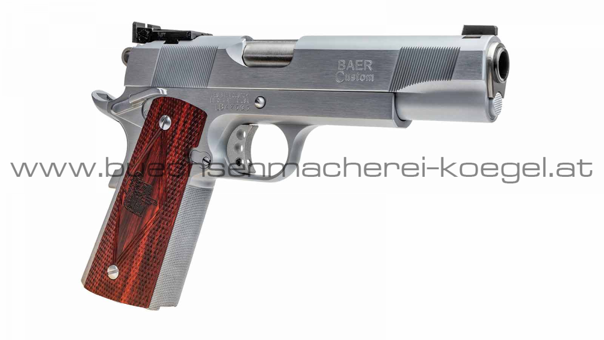LES BAER Premier II 1911 Heavy Weight 5