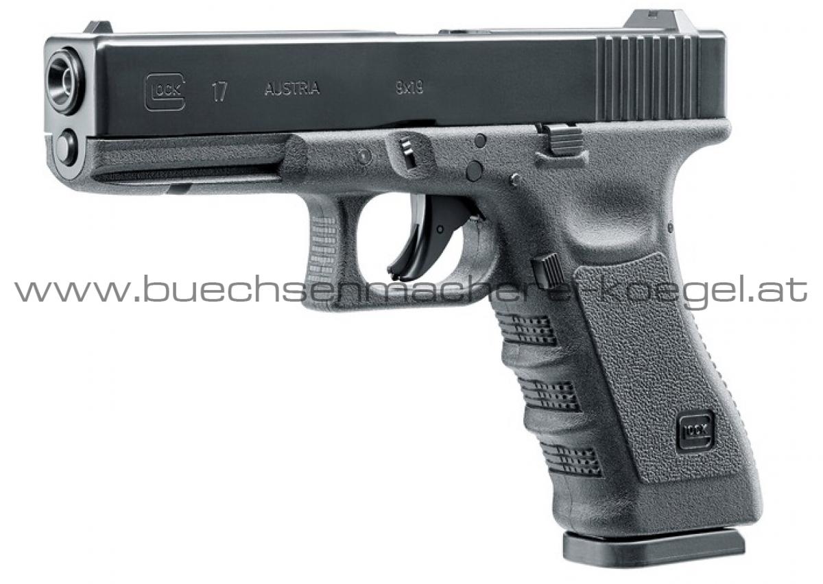 Glock 17 Gen4, 4,5mm Diabolo