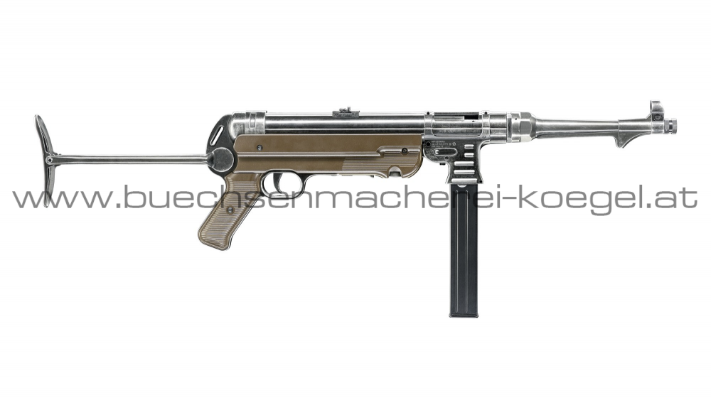 MP 40 4,5mm BB`s. - Halb - Vollauto -